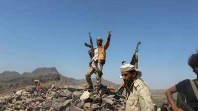 """القوات الجنوبية تحبط هجوما حوثيا في """"الفاخر"""""""