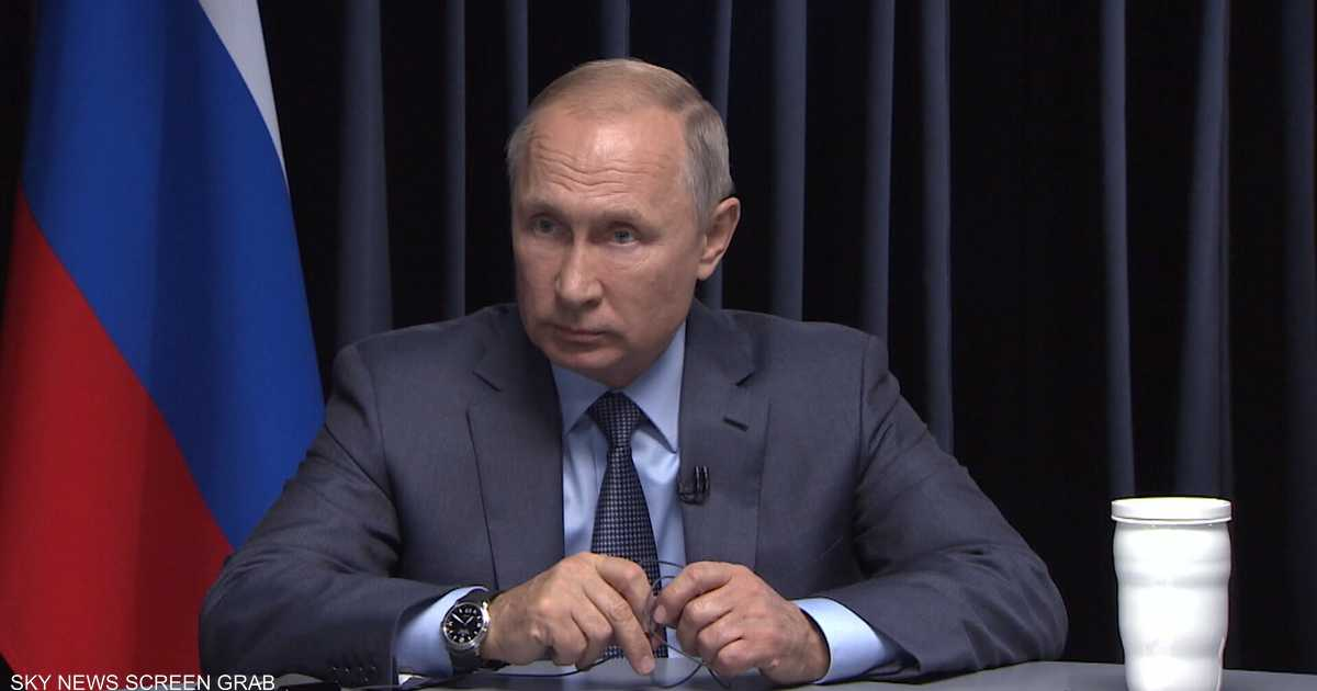 بوتن: الإمارات تلعب دورا يعزز الاستقرار في الشرق الأوسط   أخبار سكاي نيوز عربية