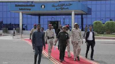 مباحثات السلام السودانية.. حميدتي يقود وفد التفاوض إلى جوبا