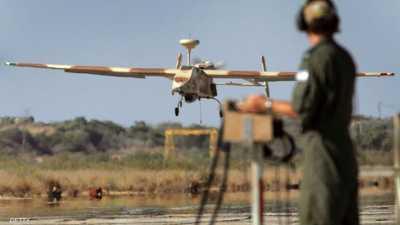 """طائرة استطلاع إسرائيلية تحلق في أجواء معقل """"حزب الله"""""""