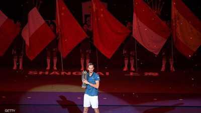 مدفيديف يتوج بطلا لدورة شنغهاي
