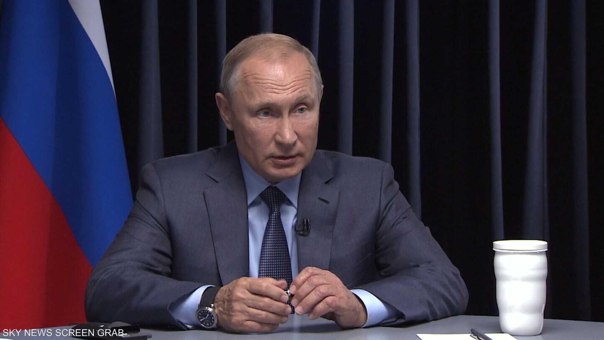 بوتن وملفات المنطقة.. دعم موسكو للسلام من فلسطين إلى سوريا