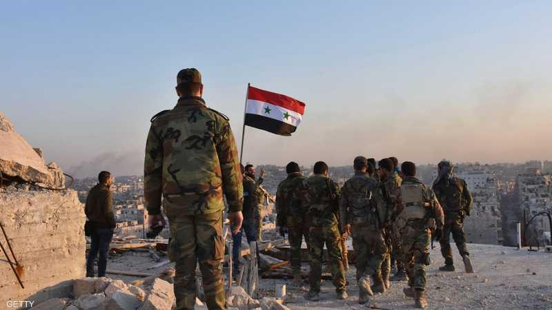 """الجيش السوري يدخل بلدة حدودية لـ""""مواجهة العدوان التركي"""""""