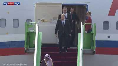 بوتن في السعودية.. يلتقي الملك سلمان ويبحث التعاون المشترك
