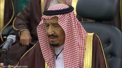 الملك سلمان يتلقى اتصالا هاتفيا من أمير الكويت
