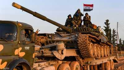 الجيش السوري يدخل منبج ويعلن تأهبه لصد العدوان التركي