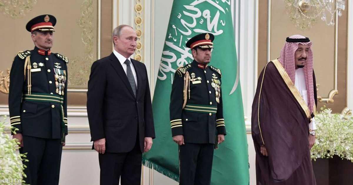 العلاقات السعودية الروسية.. قفزات اقتصادية ونمو بالاستثمارات   أخبار سكاي نيوز عربية