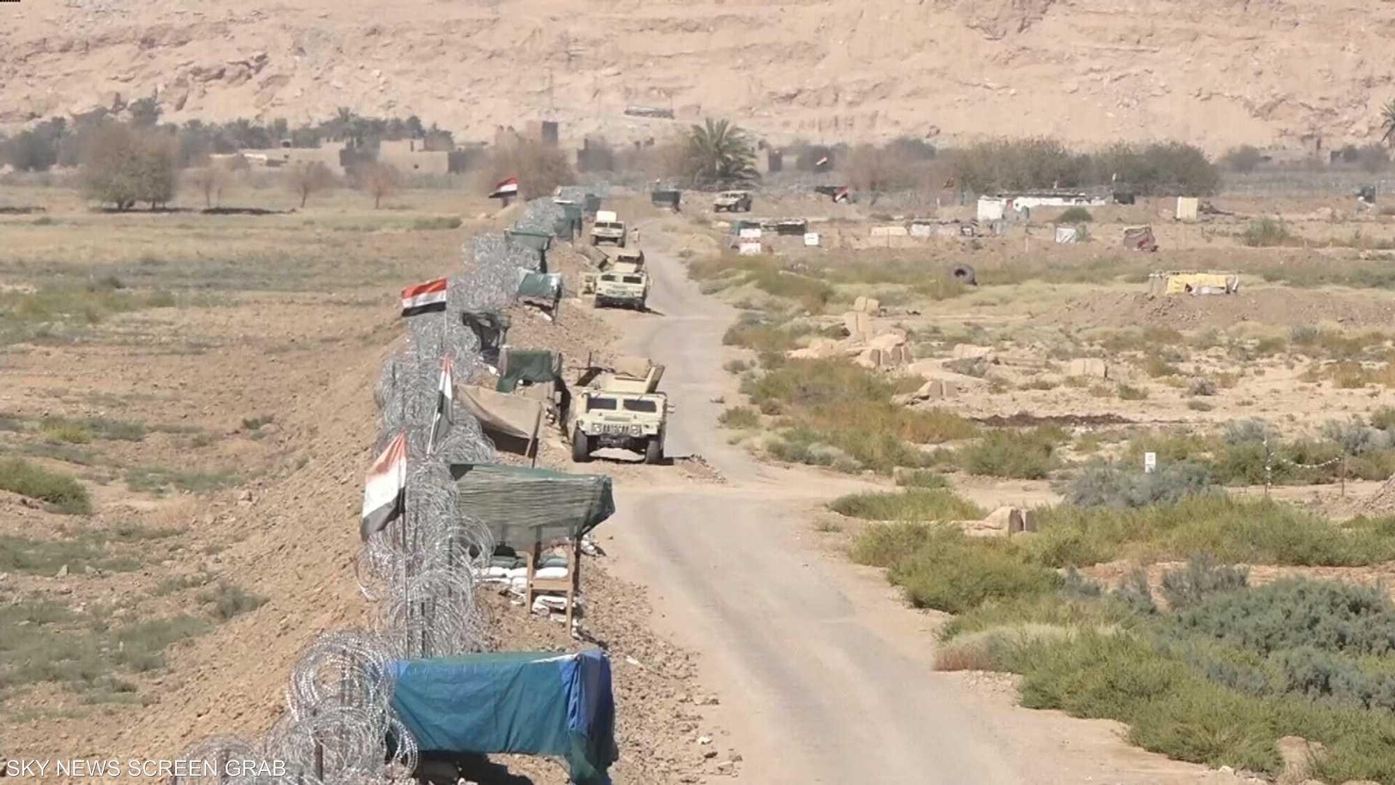 """مخاوف في العراق من هروب قادة داعش من سجون """"قسد"""""""