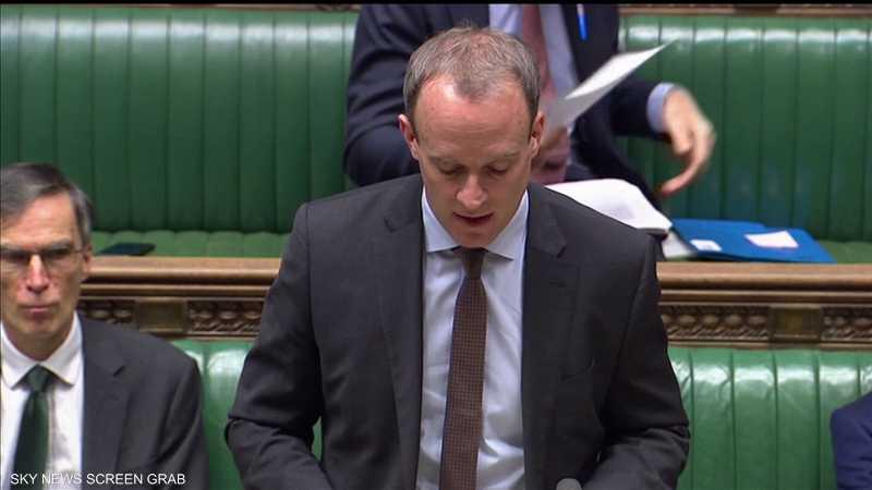 لندن: لا تراخيص بريطانية جديدة للصادرات الدفاعية لتركيا