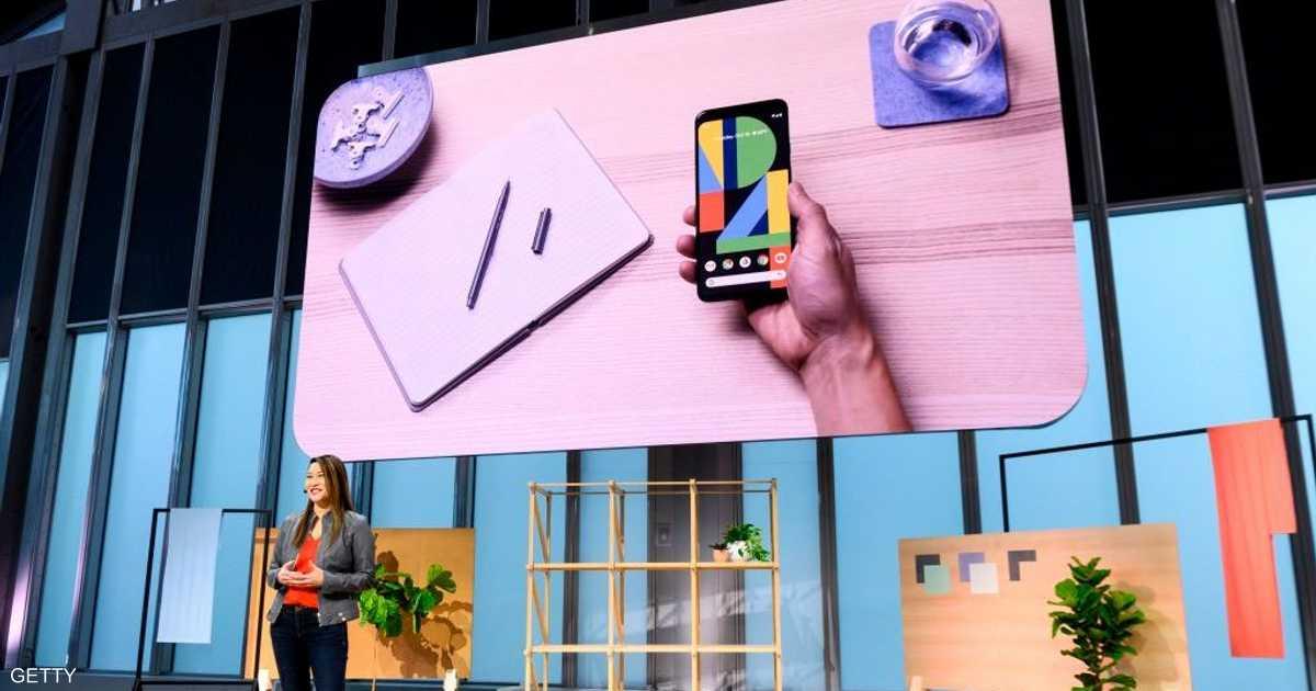 غوغل تكشف عن هاتفين