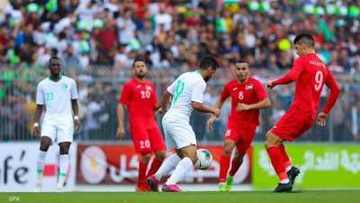 التعادل يختتم مباراة تاريخية ومبهجة بين السعودية وفلسطين