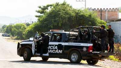 المكسيك.. مقتل 15 شخصا في معركة بأسلحة نارية