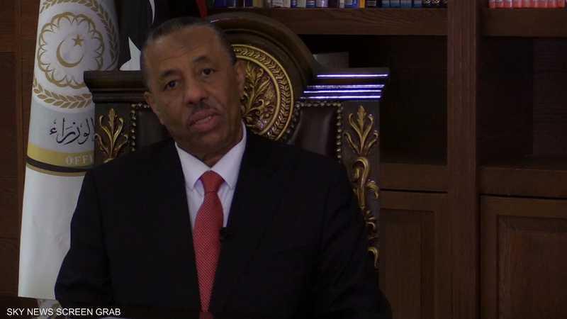 عبدالله الثني: البرلمان لا يعترف بحكومة السراج