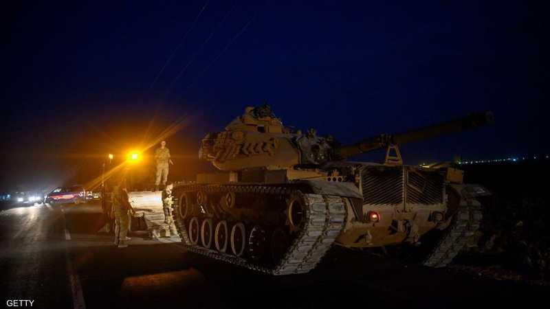 تقارير: تركيا تقتل الأكراد بدبابات طورتها إسرائيل 1-1291212.jpg