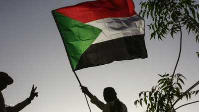علم السودان - أرشيفية