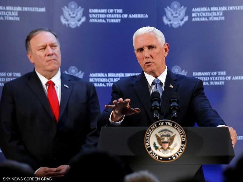 تفاصيل الاتفاق الأميركي التركي لإنهاء غزو شمال سوريا 1-1291482.JPG