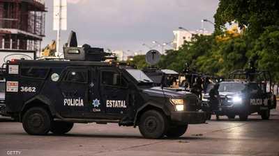 """معارك عنيفة بالمكسيك بعد اعتقال نجل """"امبراطور المخدرات"""""""