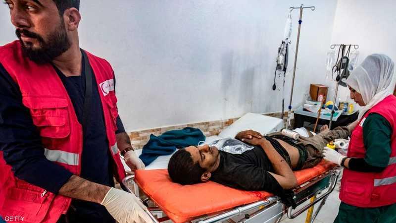 """العفو الدولية تتهم تركيا بارتكاب """"جرائم حرب"""" في سوريا 1-1291567.jpg"""