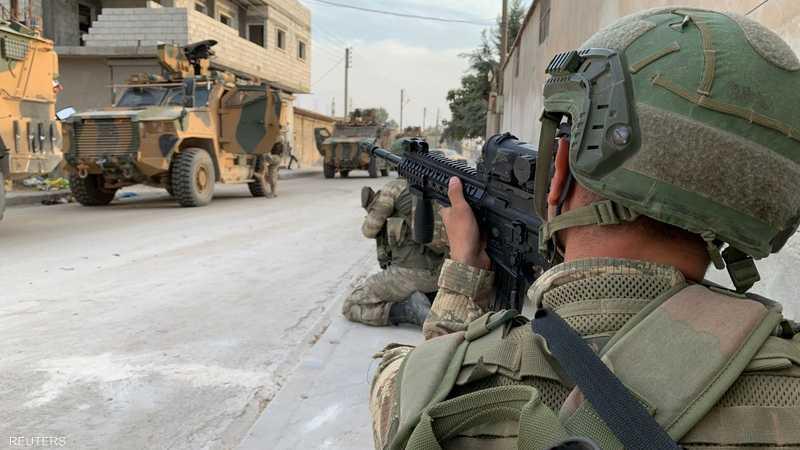 تركيا تخرق وقف إطلاق النار وتقصف مناطق مدنية بشمال سوريا 1-1291585.JPG