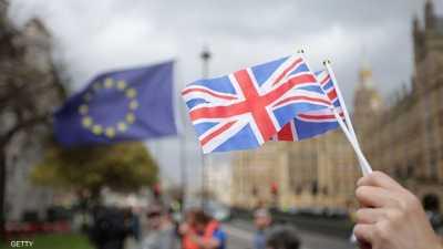 """""""معركة بريكست"""" تنتقل لشوارع لندن.. وجلسة تاريخية للبرلمان"""