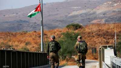 إسرائيل تعتقل 7 أشخاص تسللوا عبر الحدود مع الأردن