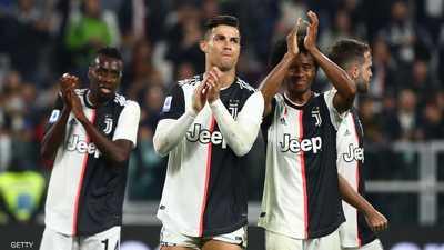يوفنتوس يحلق في صدارة الدوري الإيطالي