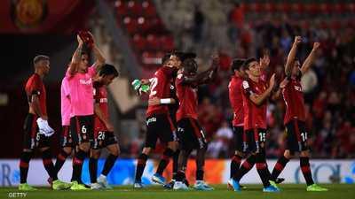 مايوركا يوقف مسيرة تألق ريال مدريد بالدوري بفوز مفاجئ