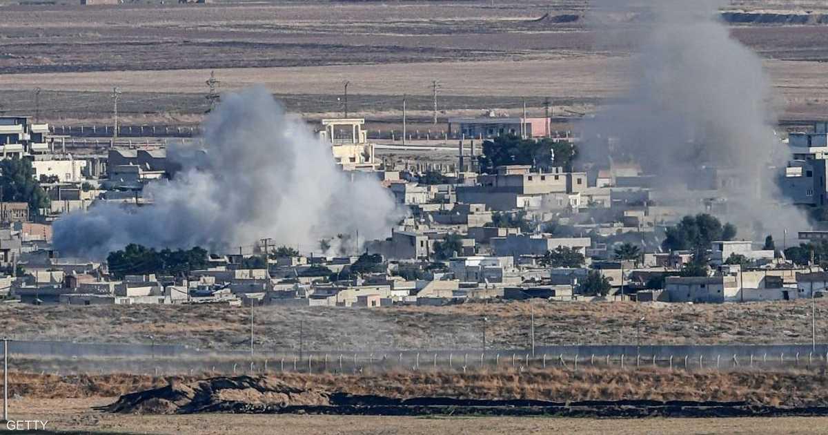 تركيا في عين العاصفة..جرائم حرب شمال سوريا وهجمات بالفوسفور   أخبار سكاي نيوز عربية