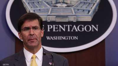 وزير الدفاع الأميركي: نقل ألف جندي من سوريا لغرب العراق