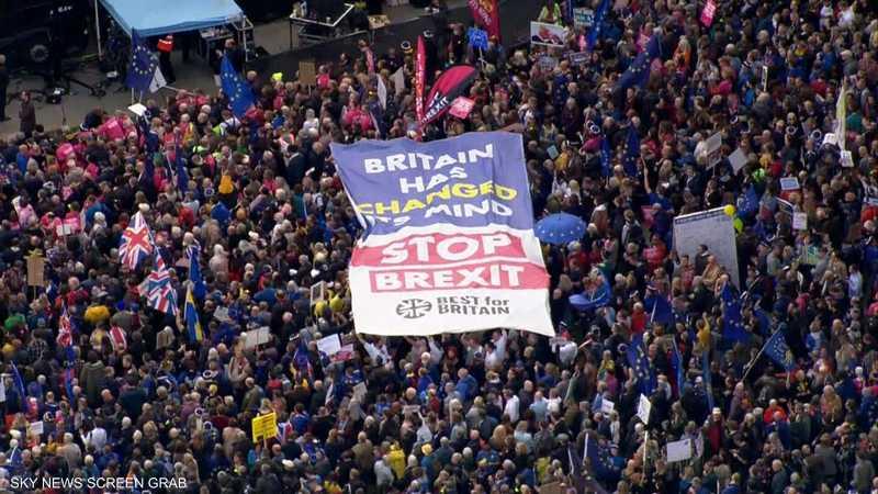 الإسترليني مرهون بقرار البرلمان بشأن صفقة البريكست