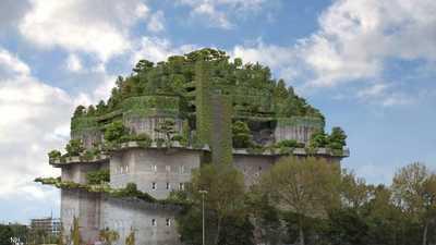 خندق نازي يتحول إلى فندق فخم في ألمانيا