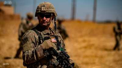 صورة أرشيفية لجندي أميركي في سوريا