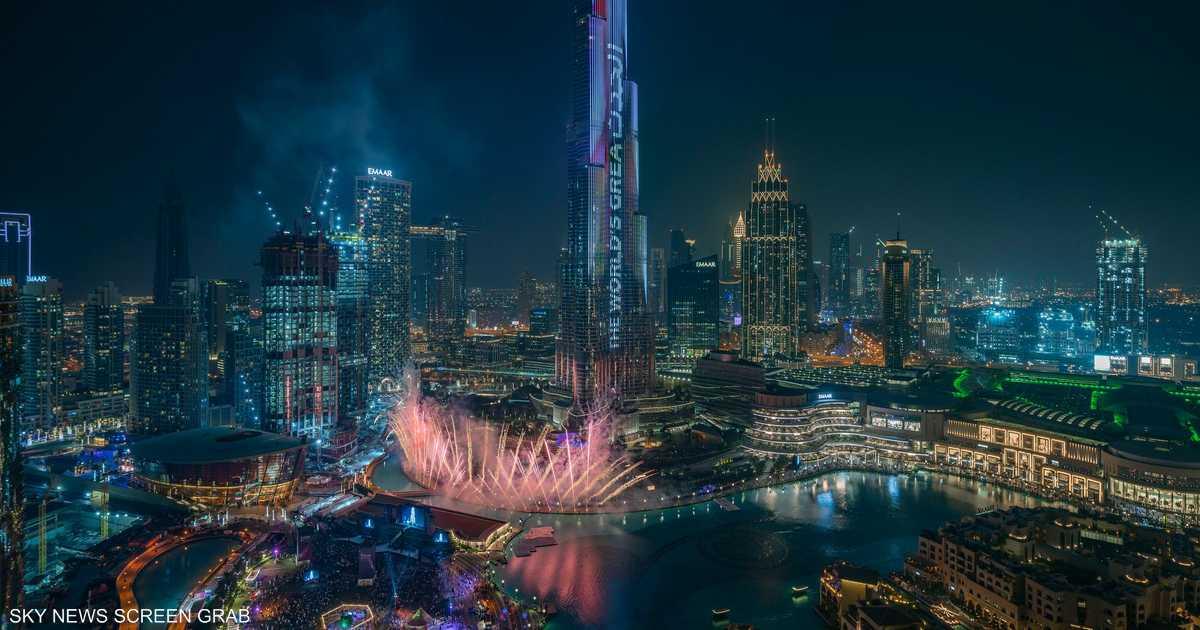 الإمارات.. فعاليات مبهرة بمناسبة  سنة لننطلق  إلى إكسبو 2020   أخبار سكاي نيوز عربية