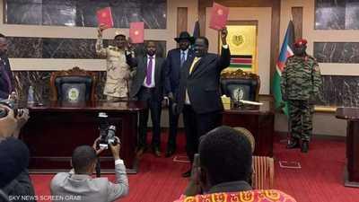 """اتفاق بين السلطة الانتقالية و""""الجبهة الثورية"""" في السودان"""