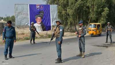 مقتل 15 شرطيا في هجوم لطالبان شمالي أفغانستان