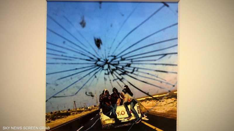 """المصور الأميركي مايكل براون ومشروعه """"السكر"""" في ليبيا"""