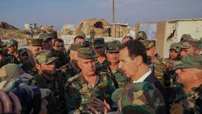 """الأسد: معركة إدلب هي """"الأساس"""" لحسم الحرب في سوريا"""