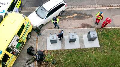 دهس بسيارة إسعاف في أوسلو.. والشرطة تسيطر على الفاعل
