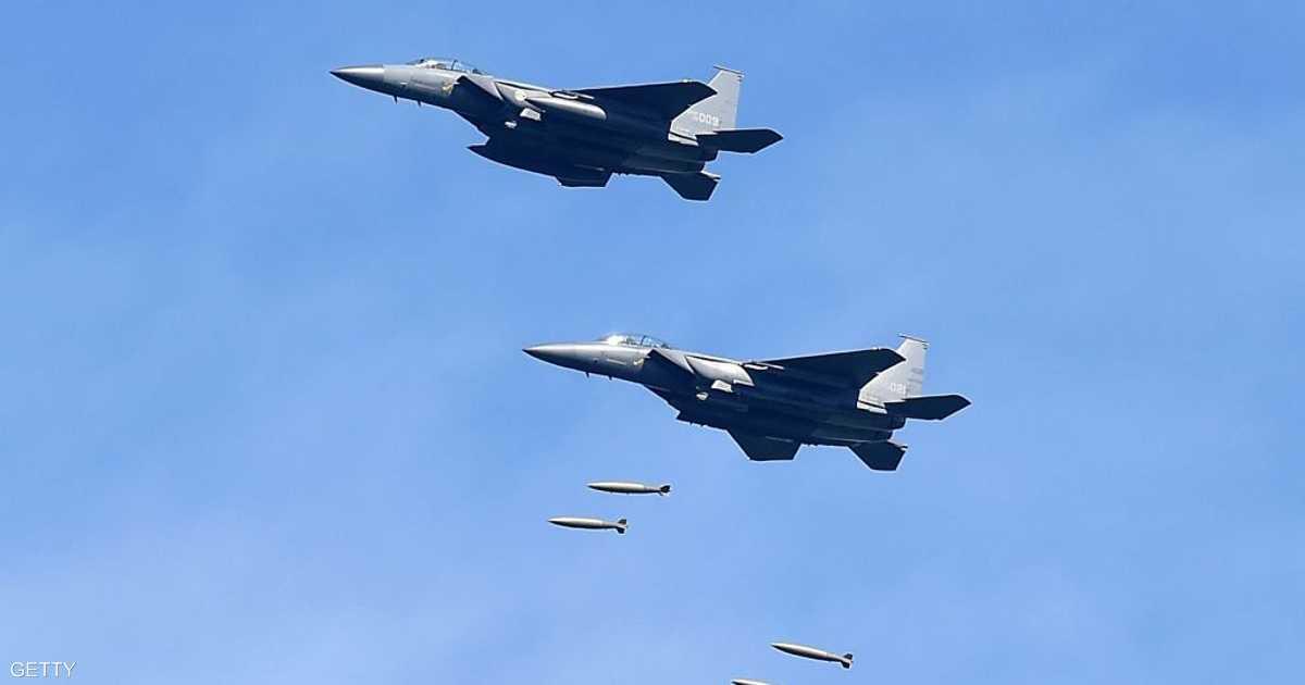 مقاتلات من كوريا الجنوبية تحذر طائرات روسية في الجو