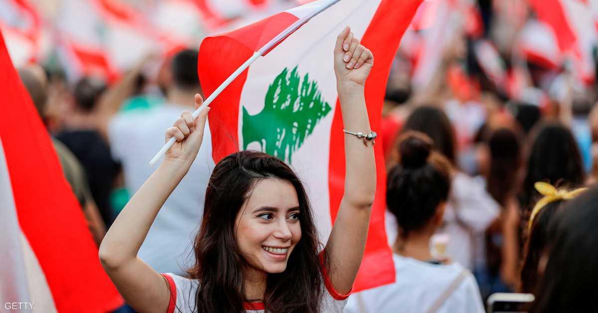 احتجاجات لبنان تدخل يومها السابع بالدعوة إلى إضراب عام   أخبار سكاي نيوز عربية