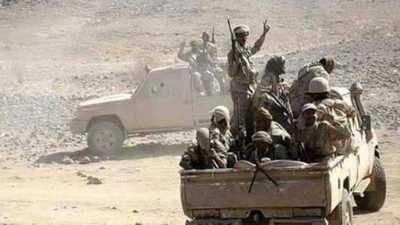 مليشيات الحوثي تفشل في معارك الضالع