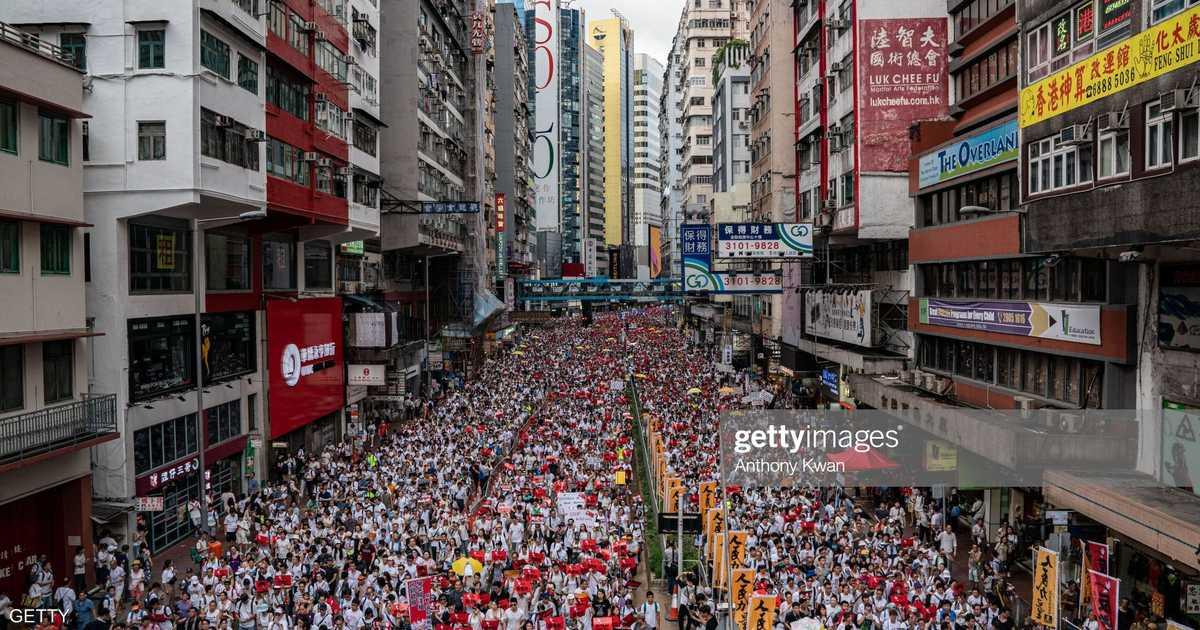 هونغ كونغ تعتزم إلغاء قانون أشعل فتيل الاحتجاجات