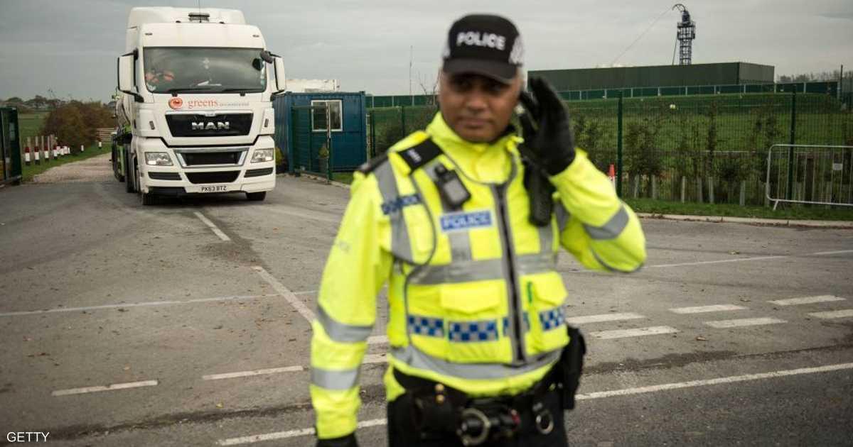 الشرطة البريطانية: العثور على 39 جثة في حاوية شاحنة