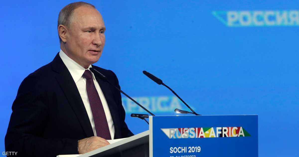 روسيا تريد مضاعفة مبادلاتها التجارية مع أفريقيا