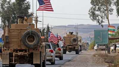 العراق يعلن موعد مغادرة القوات الأميركية القادمة من سوريا