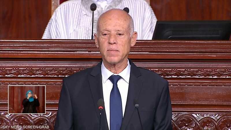 سعيّد: المسؤولية الأهم هي الحفاظ على الدولة التونسية