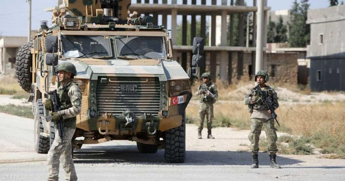 قتلى وجرحى بانفجار استهدف رتلا عسكريا تركيا بسوريا   أخبار سكاي نيوز عربية