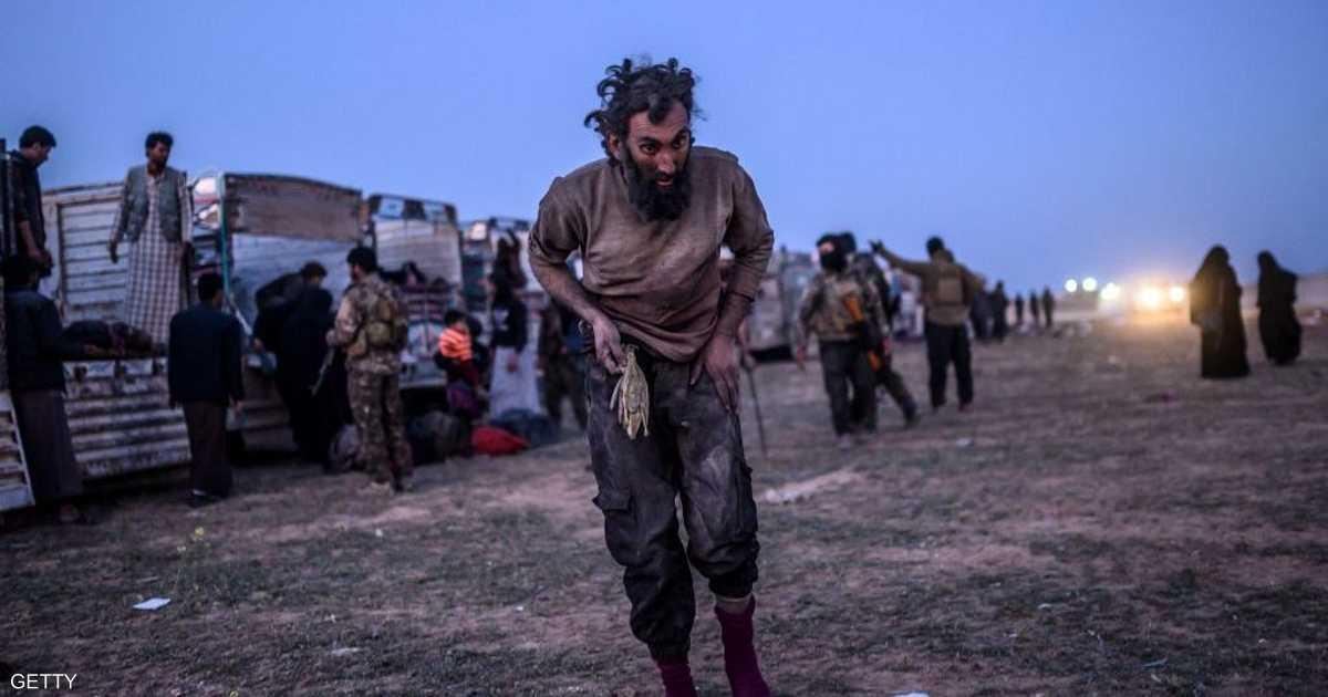 هروب أكثر من مائة داعشي بسوريا.. وأميركا لا تعرف