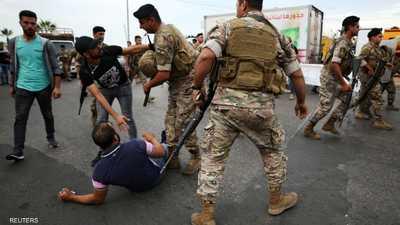 """واشنطن: مطالب المتظاهرين في لبنان """"مشروعة"""""""