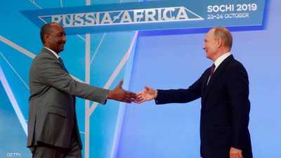 بوتن: سندعم السودان من أجل تطبيع الوضع السياسي